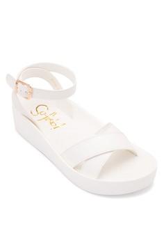 Anne Flat Sandals