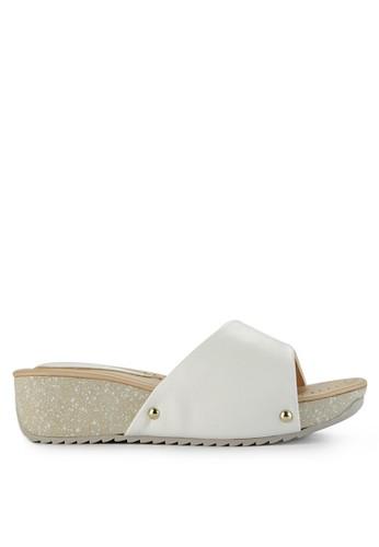 ELLE white Ladies Shoes 30127Za 97649SHD0807EEGS_1