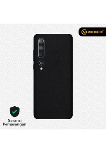 Exacoat Xiaomi Mi 10 3M Skins Matte Black - Cut Only 58B2BES85FBE6EGS_1