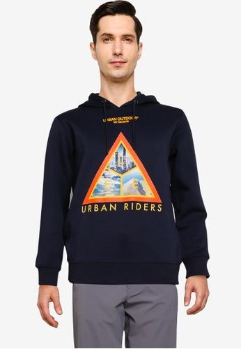 Lee navy Long Sleeve Sweatshirt C7798AA6DC6A0CGS_1