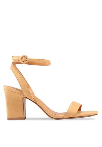9245503217dd Buy Mango Ankle-Cuff Sandals Online on ZALORA Singapore