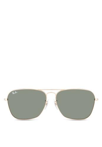 cae4280f90 Buy Ray-Ban Caravan RB3136 Sunglasses Online on ZALORA Singapore