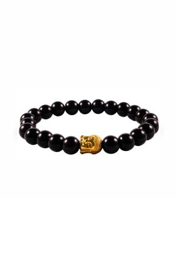Prestige Collective gold Prestige Black Gold Budha PR073AC67WZKID_1