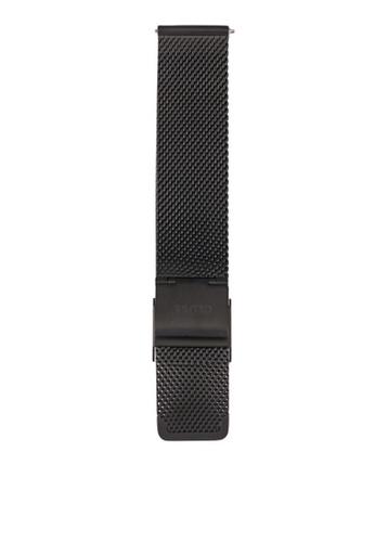 CLUSE black La Boheme Mesh Black Watch Strap CLS048 CL977AC0RDCMMY_1