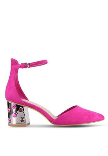 ALDO pink Barineau Heels AL087SH0RYGWMY_1