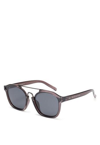 Privé Revaux 褐色 The Underdog Sunglasses PR660GL0RC2SMY_1
