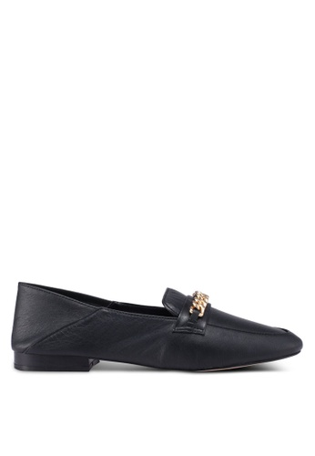 ALDO black Gemona Loafers A9EEFSHF64A4CFGS_1
