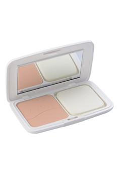 Avon Color Ideal White Dual Powder Foundation in Almond