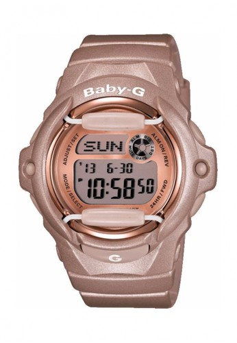 G-shock gold CASIO BABY-G DIGITAL BG-169G-4 GS076AC21FSKMY_1