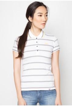 Stripes Polo Tee