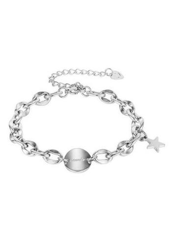 CELOVIS silver CELOVIS - La Suerte Lucky Star Round Tag Pendant in Silver 115EEAC14C1C22GS_1