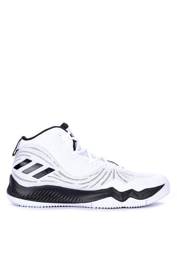 adidas white adidas d rose dominate iii 932F2SH565B75FGS_1