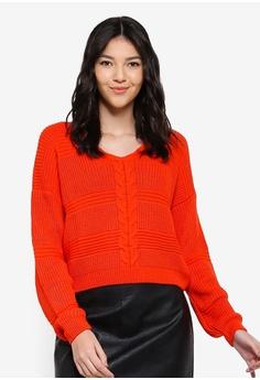 Size 10 New Purposeful M&s Soft Apricot Jumper
