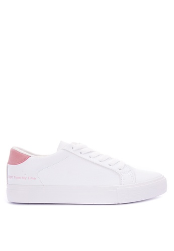Appetite Shoes white Lace Up Sneakers AP667SH0K8R5PH_1