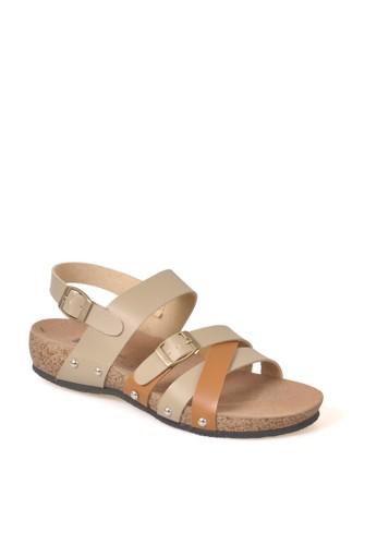JAVA SEVEN brown Demolice Joe 773 Exclusive Women Sandals JA154SH09WBAID_1