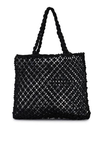 Vero Moda black Gerda Shopping Bag FF98CAC553785DGS_1