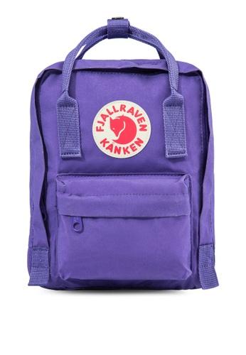Fjallraven Kanken purple Purple Kanken Mini Backpack FJ859AC89CRYSG_1