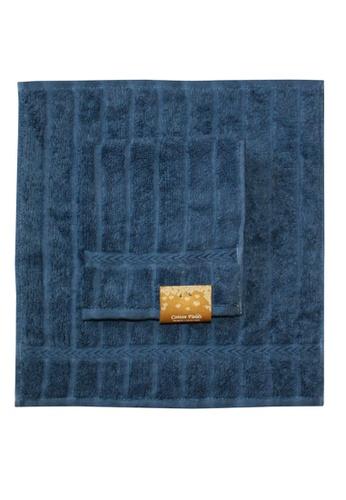 Cotton Fields blue Cotton Fields Face Towel Stripes 8E760HL36AA1D9GS_1