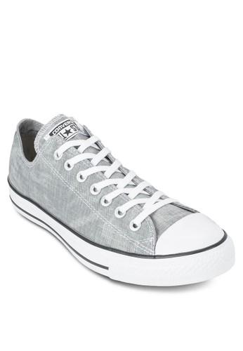 Chuck Tayloesprit 內衣r All Star Slub Wash Sneakers Ox, 鞋, 鞋
