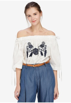 5675de5a64094 Shop Hopeshow Blouses for Women Online on ZALORA Philippines
