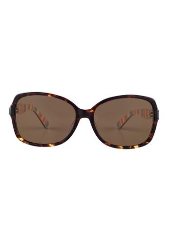 Kate Spade brown Kate Spade Ayleen Tortoise Sunglasses RNL KA433AC51JSYMY_1