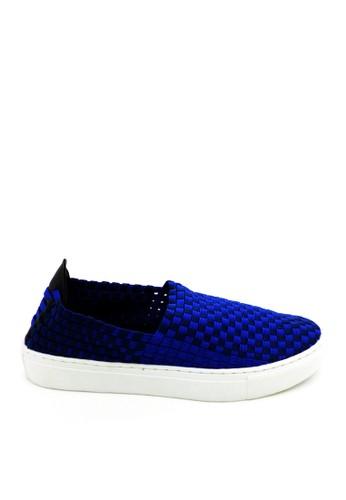 anca blue Anca Sneaker TDV 27 Blue AN027SH22RAZID_1