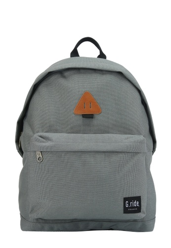 G.ride grey Auguste Backpack GR635AC0A2LUTW_1
