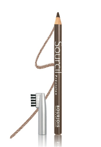 Bourjois Sourcil Precision Eyebrow Pencil #04 Blond Fonce BO885BE63NFSSG_1
