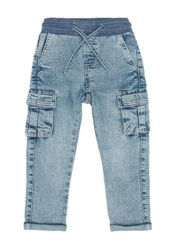 FOX Kids & Baby blue Smart Casual Pants 8ECE4KA297FA3FGS_1
