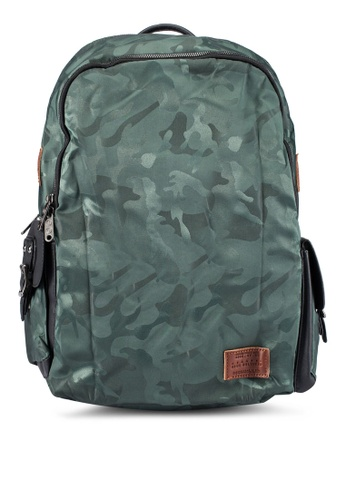 High Cultured green Casual Backpack HI002AC0S1WIMY_1