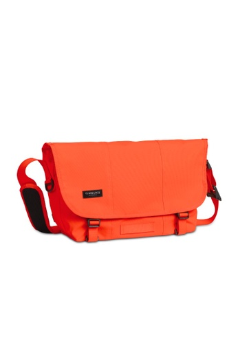 TimBuk2 orange Flight Classic Messenger CBF06ACBD3F8F2GS_1