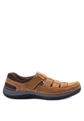 Gibi brown YUM 9050 Casual Shoes GI342SH0IVZUPH_1