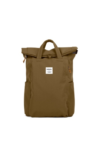 Hellolulu brown Tate - All Day Backpack FC17FAC285F031GS_1