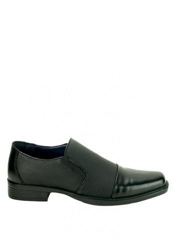 Cardam's Lifestyle black Einstein Formal Shoes CA993SH0JF9QPH_1