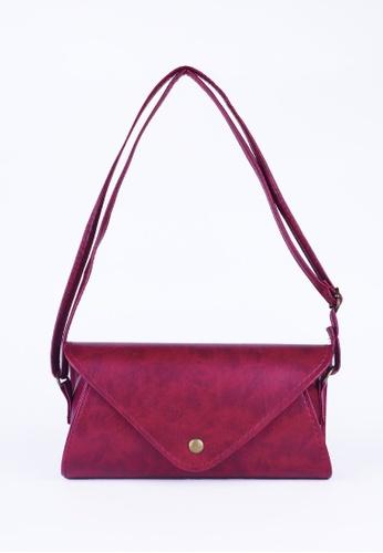 Vince red French Designed Women Mini Shoulder Bag VI456AC52KCPMY_1