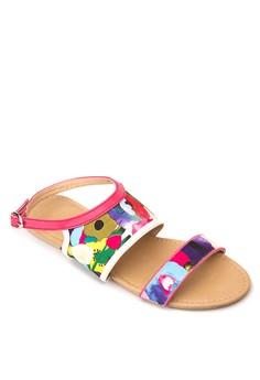 Gabriella Flat Sandals