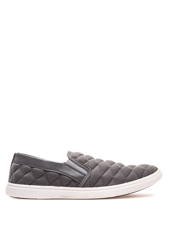 Wade grey Slip on Sneakers WA436SH57LOKPH_1