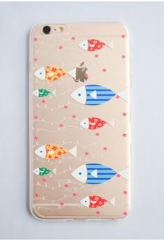 Fish Line Case for iPhone 6 Plus