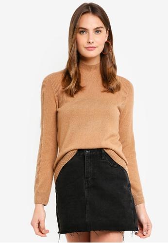 ESPRIT brown Long Sleeve Cardigan D917CAA7A0359AGS_1