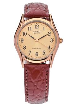 Strap Fashion Watch MTP-1094Q-9BD