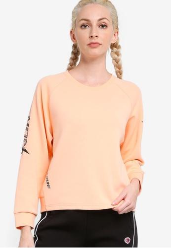 361° orange Running Series Sweater 41017AA9616AAFGS_1