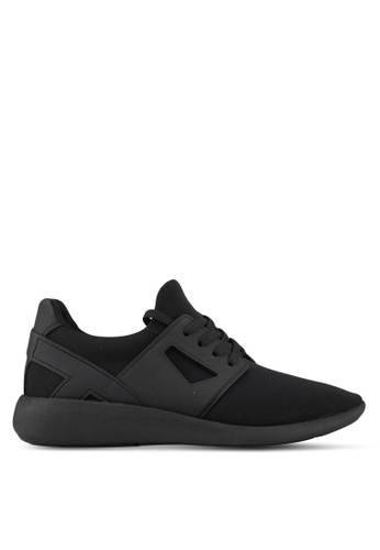 ALDO black Pryven Sneakers 97B64SH3910673GS_1