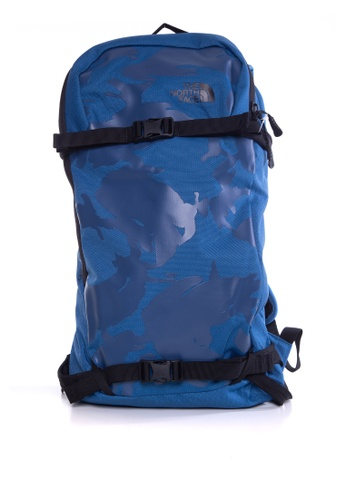 8b9a9444c The North Face Slackpack 20 Blue Backpack 20L