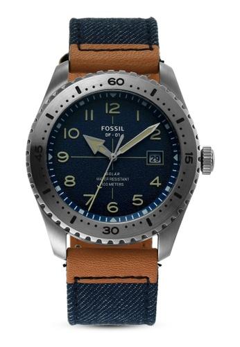 Fossil multi DF - 01 Watch LE1135 EB799AC141875AGS_1