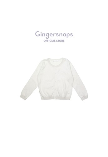 Gingersnaps white Candy Town Cardigan Offwhite 6B8E0KA3D70EE4GS_1