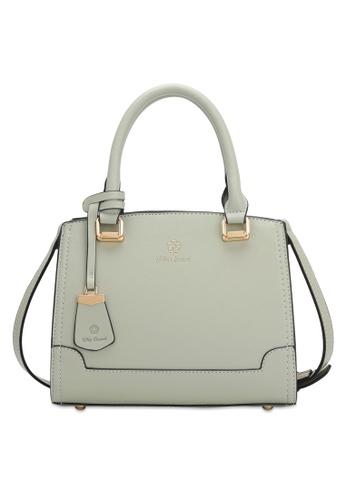 Wild Channel 綠色 Women's 2 In 1 Bag Set - Hand Bag / Top Handle Bag & Purse E2295AC063C41AGS_1