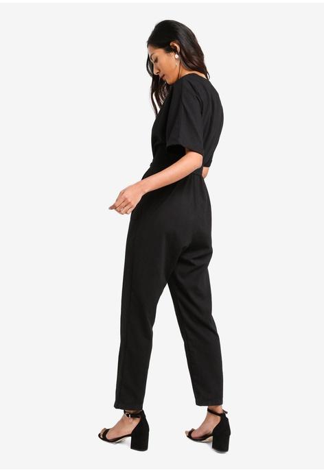5579addaaa9 Shop ZALORA BASICS Playsuits   Jumpsuits for Women Online on ZALORA  Philippines