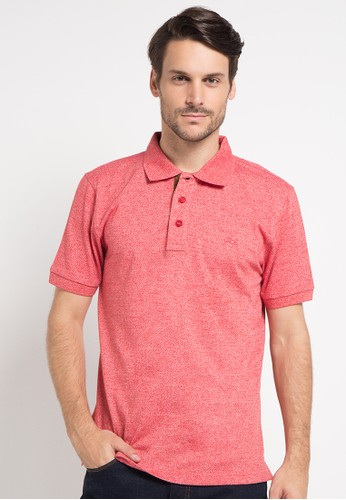 CARVIL red Polo Man Zeto CA566AA0U59TID_1