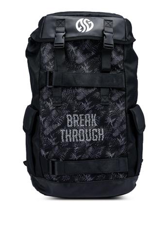 361° black Basketball Backpack E736AAC7AC2AAAGS_1