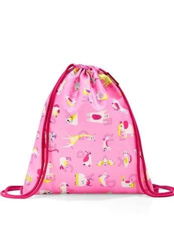 Reisenthel MySac Kids ABC Friends Pink 4BFF9KC681C131GS_1